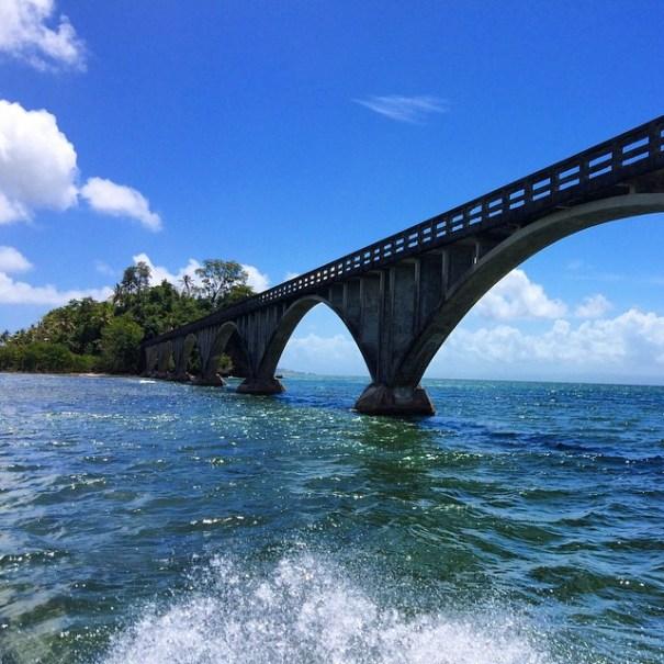 puente samana 2 Rincones chulos de Quisqueya: Samaná