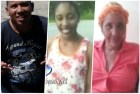 asesinato nagua collage Video – Hablan familiares mujeres asesinadas