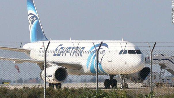 egypt air El raro caso de avión de Egyptair