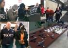 narcos criollos Agarran a un tro de narcos criollos en NY