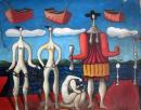 obra Ojo con las falsificaciones de obras de arte en RD
