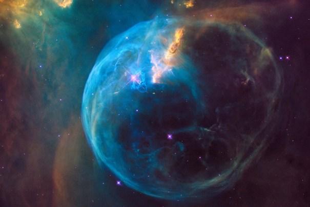 Bubble-Nebula
