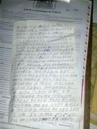 carta Padre dejó carta explicando por qué mató hijos