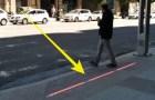 semaforos suelo1 Instalan semáforos en el suelo pa peatones chateadores (Alemania)