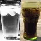 agua La gente esta bebiendo más agua y menos vainas azucaradas