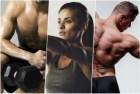 collage pesas Levantar pesas tiene más beneficios de lo que uno piensa