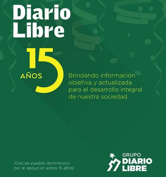 dl ¡Felicidades Diario Libre!