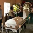 fona Doña muere al enterarse su hijo había sido asesinado