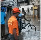 inun 5,000+ desplazados por fuertes lluvias en RD