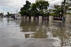 inundacion lluvias capital santo domingo El 70% de Capital no tiene drenaje pluvial