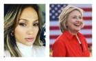 JLo y Hillary
