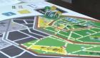 Juegos de mesa urbano