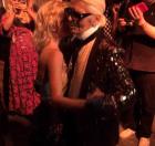 kl Karl Lagerfeld bailando música caribeña en Cuba