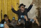 Maná en la Casa Blanca