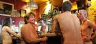 Restaurante nudista de Londres