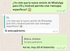 Conversacion WhatsApp Boton Responder