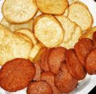 fritura El peligro de comer frituras en el desayuno