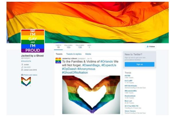 gay Pa quillar a los terroristas