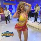 lupita Honey Estrella mueve la cadera