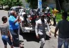 Motocicletas detenidas