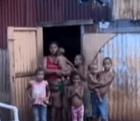 9 Madre necesita ayuda para manutención de 9 hijos