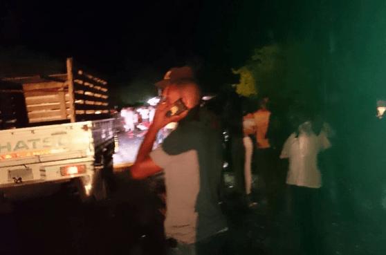 acciden Fotos   Trágico accidente en Samaná deja 13 muertos