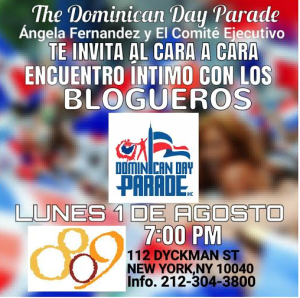 blo Atención bloggers dominicanos de Nueva York