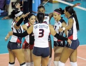 eve RD le gana a Cuba (Voleibol)