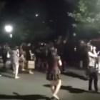 fiebremon Video   Fiebrémon causa caos en Central Park