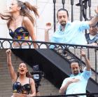 jlolin JLo y Lin Manuel Miranda cantan en vivo canción para las víctimas de Orlando