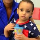 nino Ayudemos a este niño dominicano