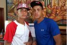 pc1 Dos jovenes de equipo cubano desertan en Dominicana