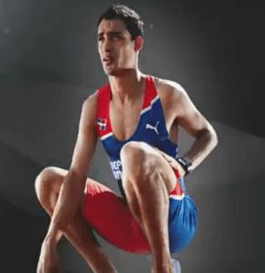 lug Todos con Luguelin. Corre esta noche en Río 2016