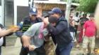 Policías municipales de Santiago