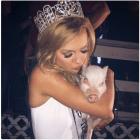 puerca Los comentarios racistas de Miss Teen USA