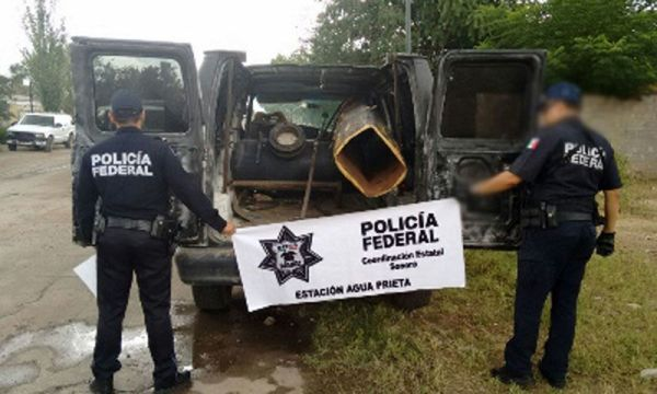 canon2 Fotos   Narco cañon para lanzar droga