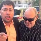 cieg Video   El Pachá se topa con El Ciego de Nagua
