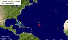 ian RD   Nueva tormenta tropical: chubascos y pila de calor