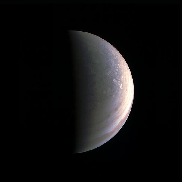jupi1 Nuevas imágenes de Júpiter