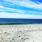 playa NY:  Cero playa este fin de semana por jodia tormenta