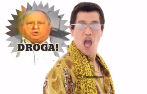 ppap Esta vaina rara dizque es el El Nuevo Gangnam Style