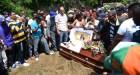 sepultan adolescente en rd RD   Deciden enterrar adolescente creían estaba viva