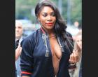 serena williams Fotos   Serena Williams sorprende sin brasier