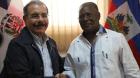danili Danilo en Haití para ayudar