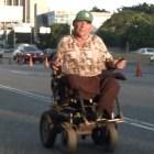 dom Desahogo de dominicano con discapacidad