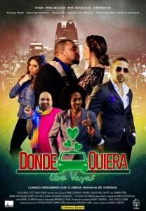 dq Cine dominicano de NY: Premiere de 'Donde quiera que vaya!'