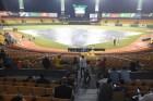 estadio cibao Suspenden juego entre Águilas y Estrellas (Pelota RD)