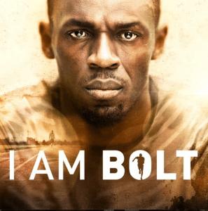 Usain Bolt revela poster de su pelicula