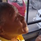 omnsa Video   Mira la actitud de este chofer de OMSA