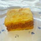 pastelon de platano maduro Receta del dia   Pastelon de plátano maduro